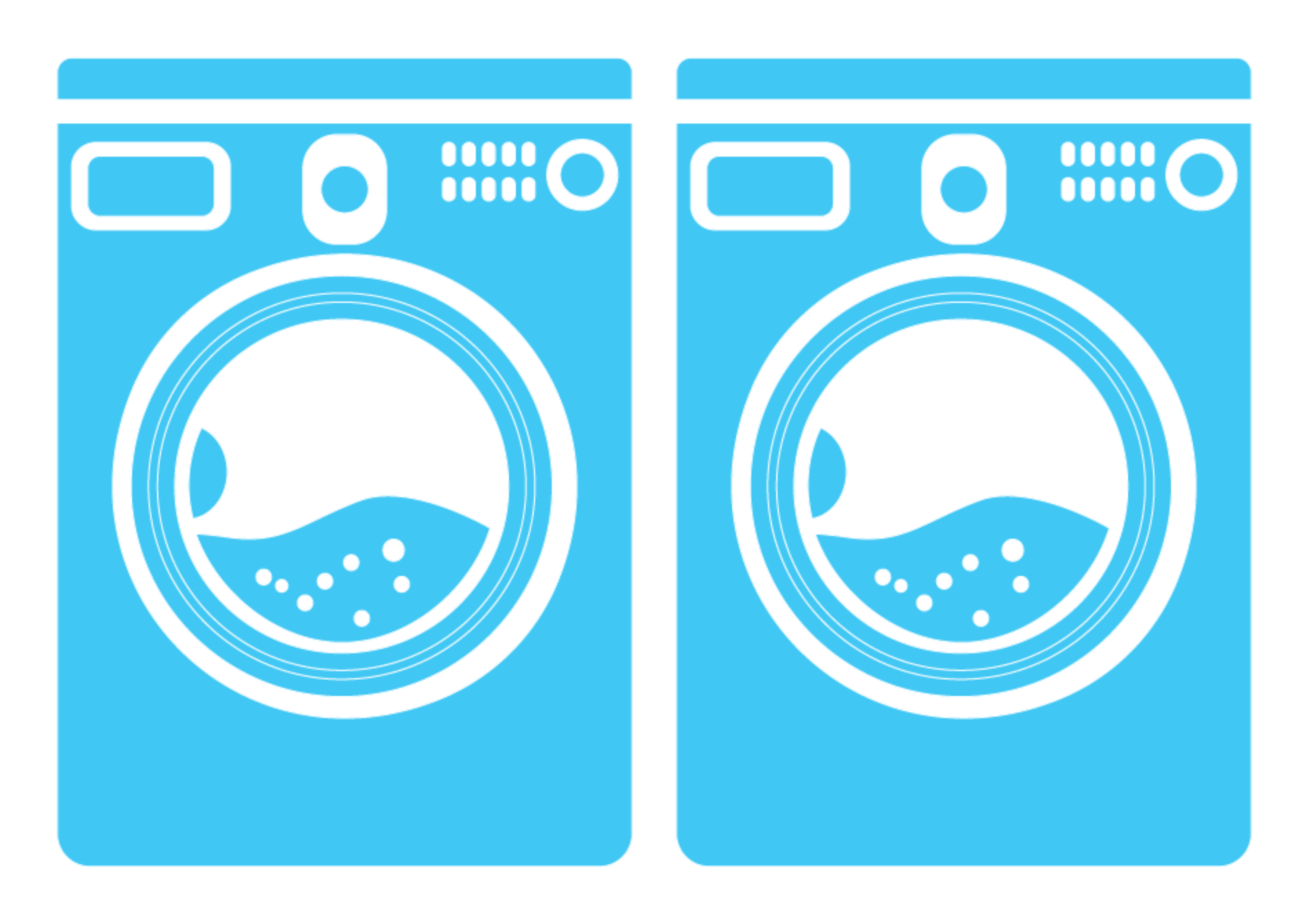 Orderly Washing machine x2